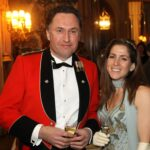 Downton Abbey Charity Evening with Julian Fellowes 13