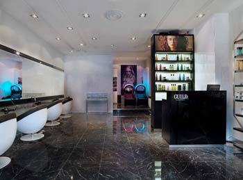 Hair Extraordinaire - We Explore some 'Top Notch' Hair Salons in London