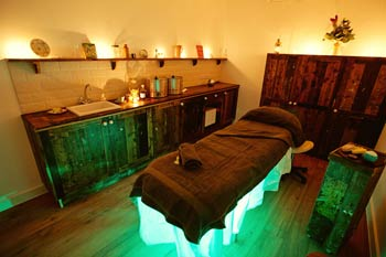 Spa Reinvention - Lush Spa