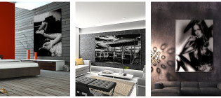 Lead Photographer of Luxurious Magazine - Simone Zeffiro in cooperation with Mosaics Art London has designed a special series of fine art wall mosaics and mosaic panels based on some of his finest images in a very exclusive and limited edition.