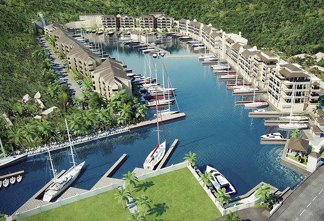 Port Ferdinand in Barbados launches Luxury Marina and Residences