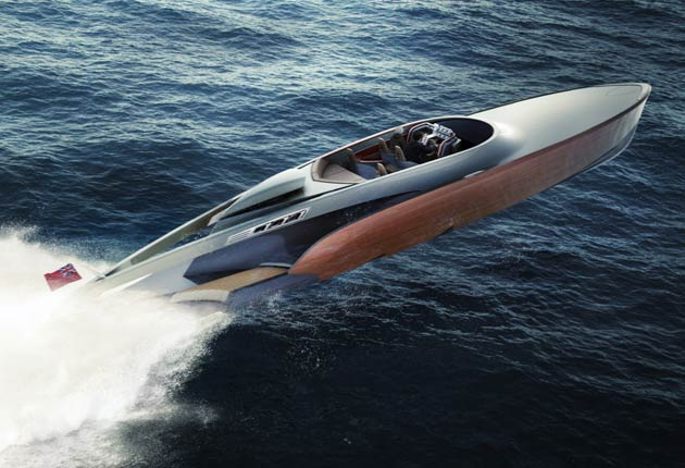 The Aeroboat: A truly British blend of high technology, engineering and glorious history