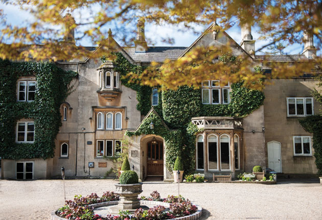 Sabi Phagura Visits The Simply Chic Bath Priory