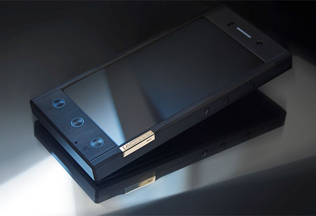 Gresso Radical Black Edition Luxury Smartphone