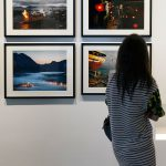 Photographer, Simone Zeffiro Attends the Official Opening of Leica Galerie Milan 12
