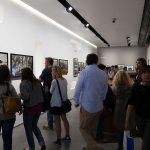 Photographer, Simone Zeffiro Attends the Official Opening of Leica Galerie Milan 15
