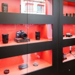 Photographer, Simone Zeffiro Attends the Official Opening of Leica Galerie Milan 16