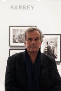 Photographer, Simone Zeffiro Attends the Official Opening of Leica Galerie Milan 8