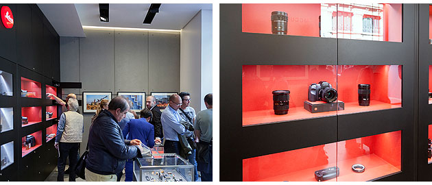 Last weekend, Milan hosted an exclusive event of great importance for aficionados of photography. Coinciding with the company's centenary celebration, Leica Camera decided to open a new space called the Leica Galerie & Store in the heart of Milan and only a few steps from Piazza Duomo.