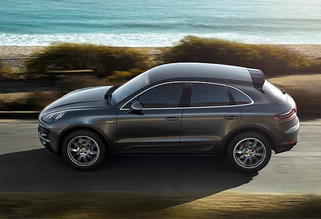 Malaysians to get a look at the new Porsche Macan at Bangsar Shopping Centre in May