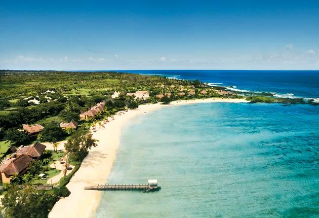 Shanti Maurice - A Mauritian Oasis