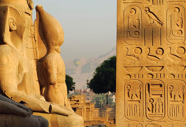 Going The Extra Nile To Egypt's Luxor And Aswan