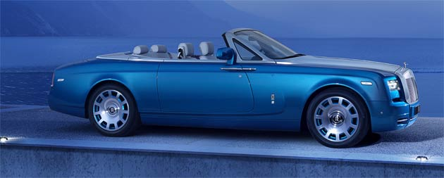 Phantom Drophead Coupé Waterspeed Collection