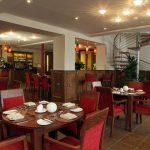 Dining at Armathwaite Hall 7