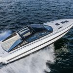 The Revolver 44GT - A high performance yacht with supercar styling 5