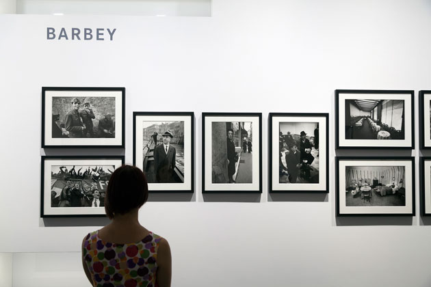 Bruno Barbey, Master Of Photography