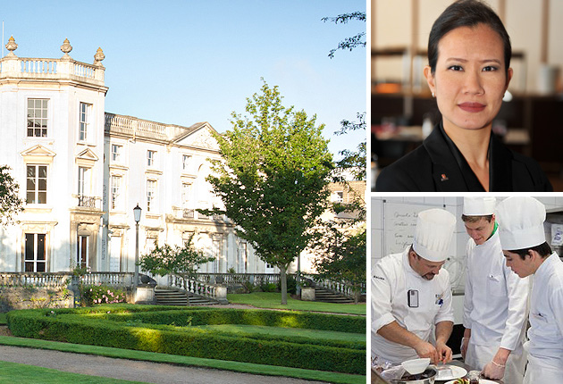 Judy Hou the CEO of Glion Institute of Higher Education talks to Luxurious Magazine