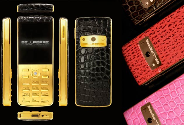Phone Unique from Bellperre - The complete luxury phone customisation service