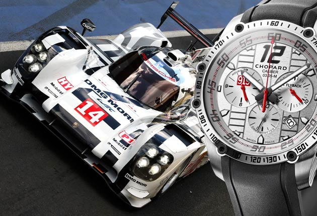 Chopard accompanies Porsche Motorsport's return to the 24 Hours of Le Mans