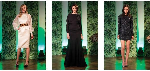Alexandre Delima 'Nuit Blanche Couture Show