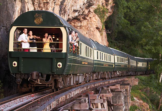 Discover South-East Asia on the luxurious Eastern & Oriental Express train
