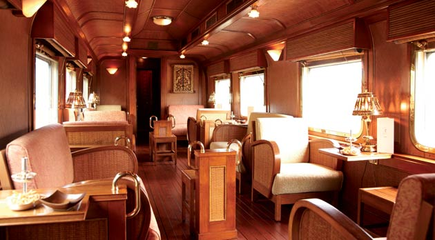 Discover South-East Asia on the luxurious Eastern & Oriental Express train 7