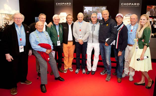 Some of the incredible guests that attended the Ennstal-Classic 2014