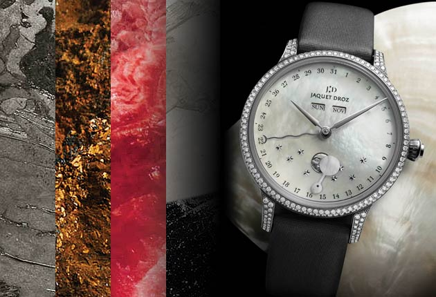 The Mineral Soul of Jaquet Droz