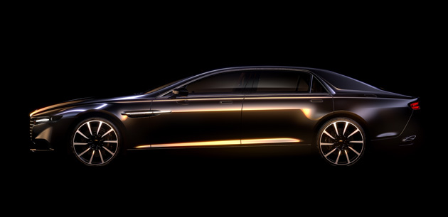 Aston Martin have announced a new exclusive super saloon that sees the return of the vaunted Lagonda nameplate.