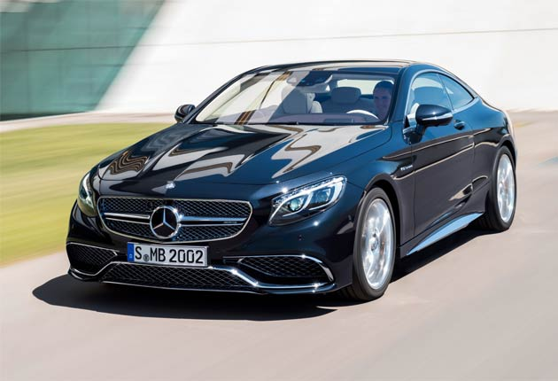 The New Mercedes Benz S65 Amg With A Chest Thumping V12 Engine And A