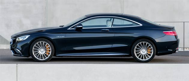 From a three-quarter view, the car looks superb, but it's the side view that spoils it for us, it looks like someone with a torso slightly too long for their body