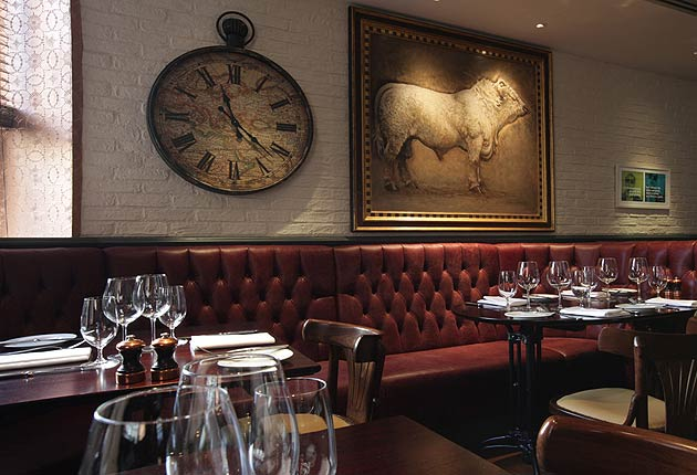 Luxurious Magazine samples Reform Social & Grill's rather spiffing re-launch and latest menu