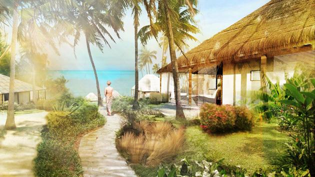 We're expecting great things of the Uzuri Hotel Resort.