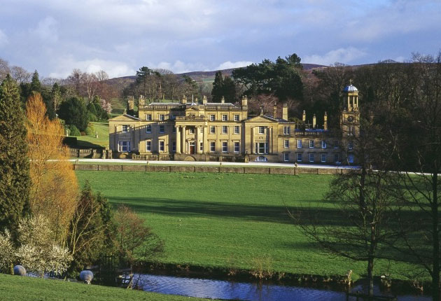 Pascale Hayward samples Woodland Hall in the beautiful Yorkshire Dales