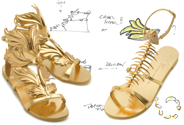 Giuseppe Zanotti creates 20th Anniversary Limited Edition 1994-2014