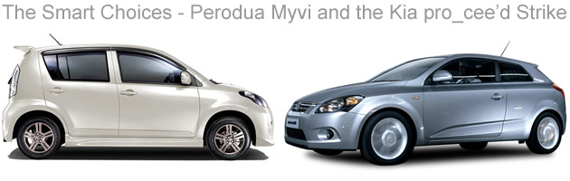 Malaysia's Perodua Myvi and the Kia pro_cee'd Strike buck the depreciation trend
