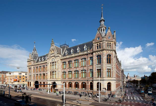 Simon Wittenberg lives the highlife in Amsterdam at The Conservatorium