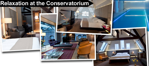 Living The Highlife In Amsterdam Part Two - The Conservatorium 11