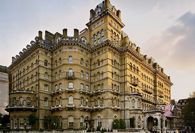 The Luxury Of Staying At The Langham, London