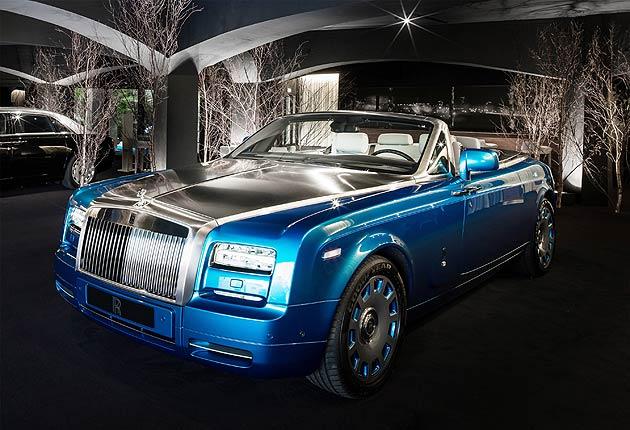 Rolls-Royce Motor Cars opens summer studio in Porto Cervo on the Costa Smeralda in Sardinia, Italy