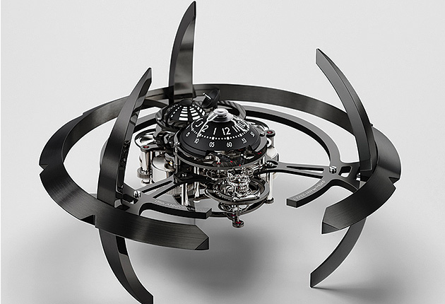 Starfleet Machine – L'EPEE 1839 by MB&F