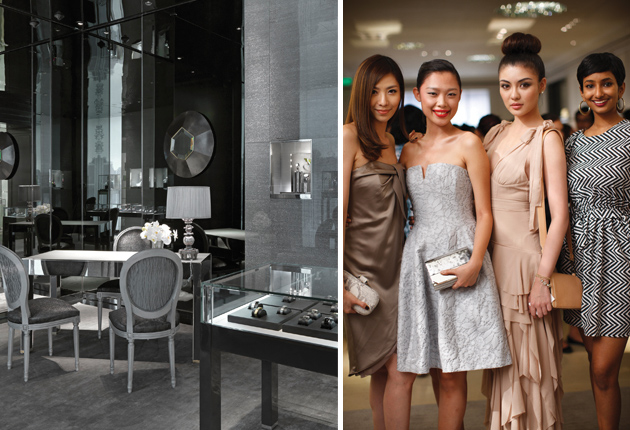 Christian Dior Re-Opens its Doors at the expanded and enlarged treasure trove boutique in Starhill Gallery in Kuala Lumpur
