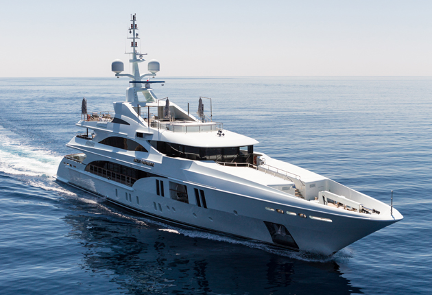 Benetti Ocean Paradise will be the biggest yacht at the Cannes Yachting Festival 2014