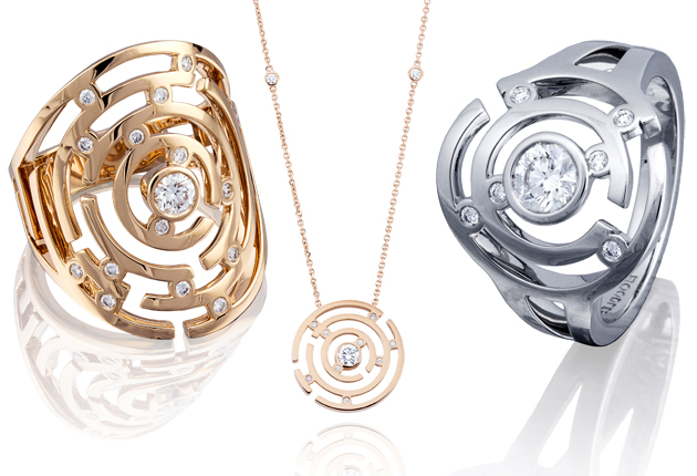 Boodles, the renowned British fine jewellery brand launch the New Icon Collection 'Maze'