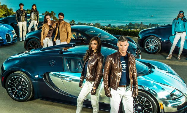 The new Bugatti fashion and accessories collection dedicated to ...