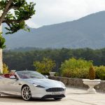 On Test: Aston Martin DB9 Volante 1