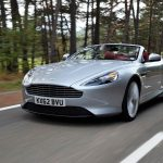 On Test: Aston Martin DB9 Volante 5