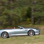 On Test: Aston Martin DB9 Volante 9