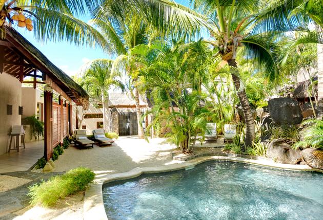 Reena Patel Visits LUX* Grand Gaube - The Mauritian Treasure Trove