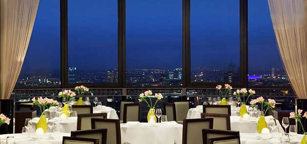 Dining With A View - Galvin At Windows 7